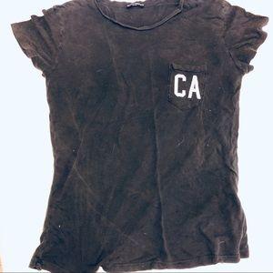 Brandy Melville CA t shirt